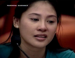 Photo: PBB3 housemate Kath Ortega